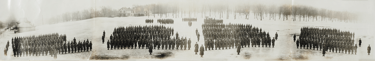 Canadian 2nd Expeditionary Force 24th Battalion Montreal 22nd February 1915