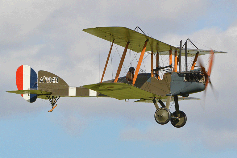 Replica Royal Aircraft Factory B.E.2.e