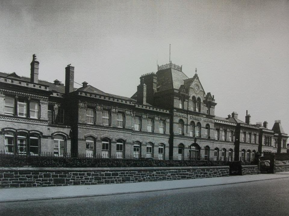 Liverpool Stanley Hospital, where Francis died