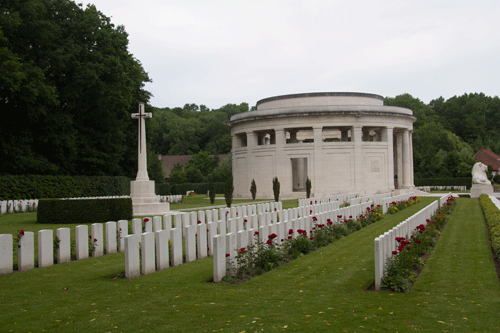 Berks Cemetery Extension