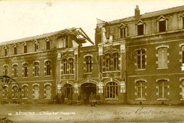 The Hospital in Bethune
