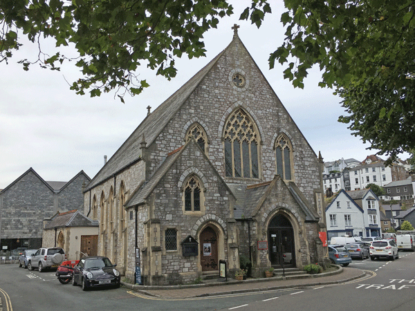 Flavel Church Dartmouth