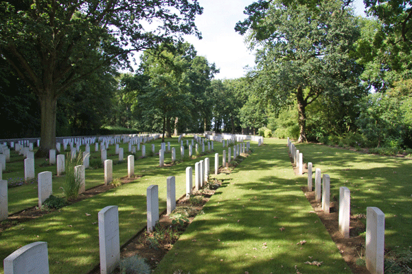 Gorre British and Indian Cemetery