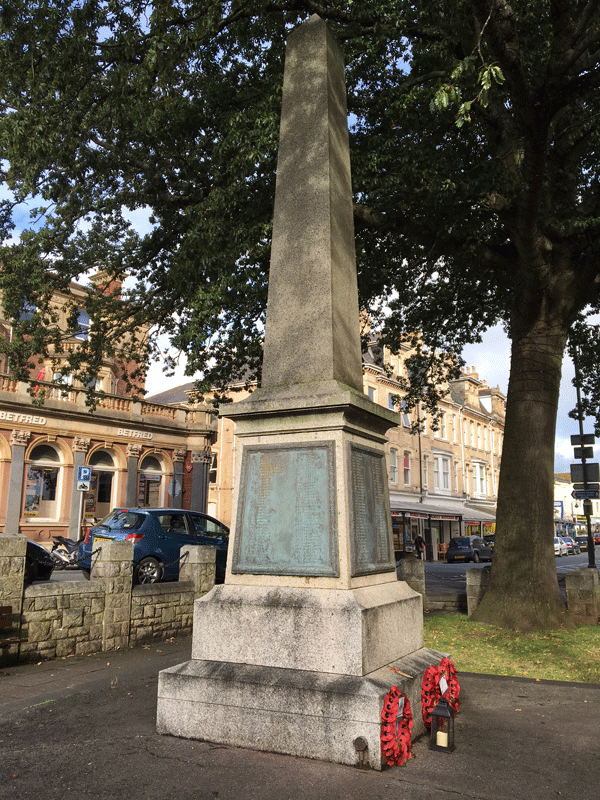 Paignton War Memorial