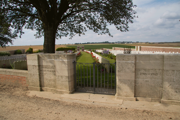 Puchevillers Cemetery