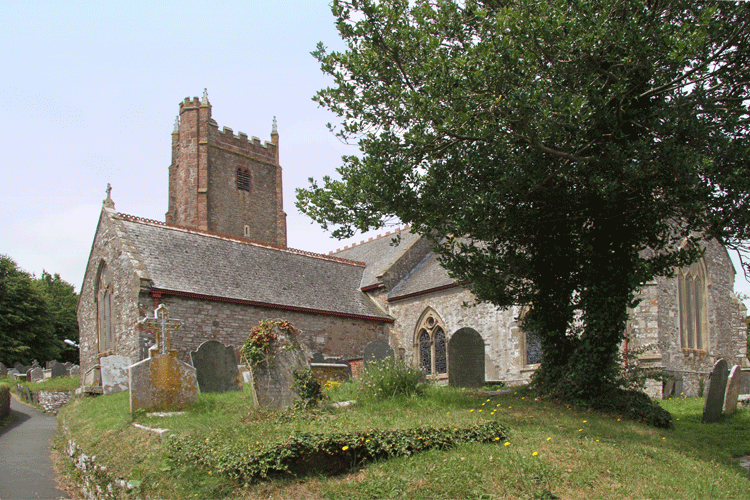 St Clements Church Townstal