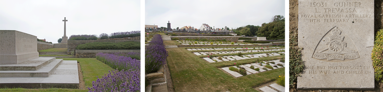 Communal Cemetery at Wimereux